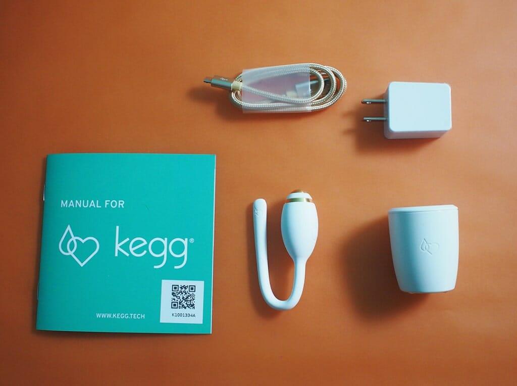 Kegg Fertility Tracker Unboxing